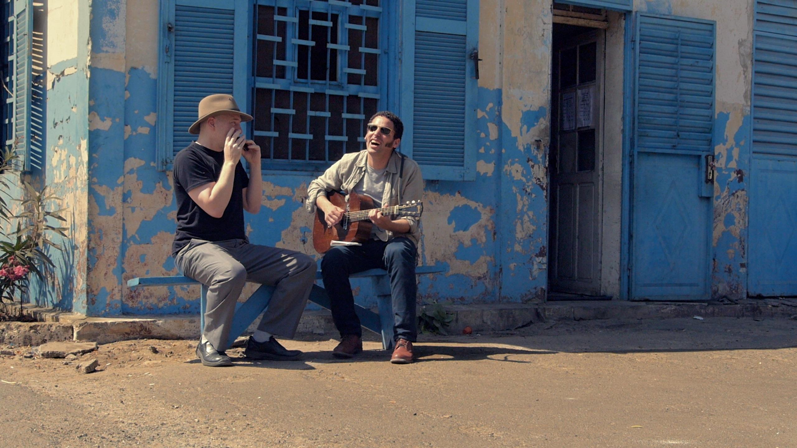 Casamance la banda sonora de un viajem<br/> <span>Zapata Paloma, Spagna</span>