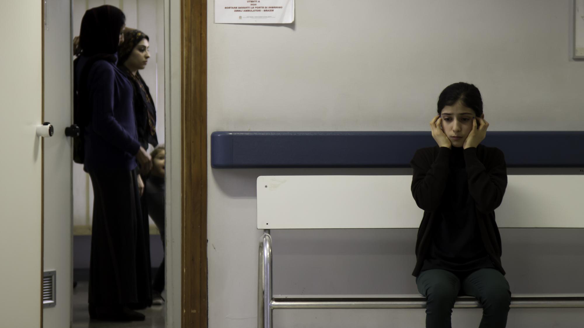 Il Silenzio<br/> <span> Ali Asgari e Farnoosh Samadi </span>